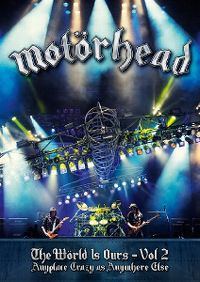 Cover Motörhead - The Wörld Is Ours - Vol 2 [DVD]